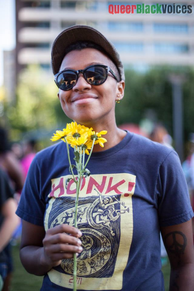 Laila Nur, Out & Proud Queer Black Lesbian